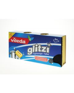 KRPA/GOBA VILEDA GOBE GLITZI 3/1 9.5X7X4.5 CM