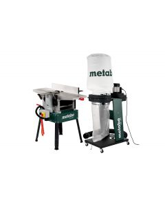 LESNOOBDELOVALNI STROJ METABO HC 260 C 2.8 DNB 400V + SPA 1200