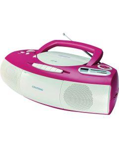 PRENOSNI RADIO GRUNDIG RRCD 1400 PINK/WHITE