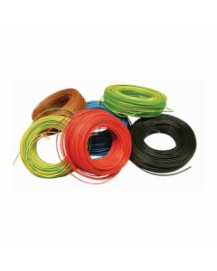 PVC VODNIK EUROCABLE H07V-K 2.5 MODRI