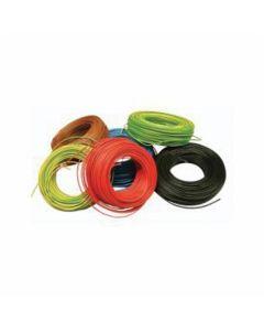 PVC VODNIK EUROCABLE H07V-U 1.5 RJAVI