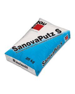 SANIRNI OMET BAUMIT SANOVAPUTZ S 25 KG / SANOVA S 25KG