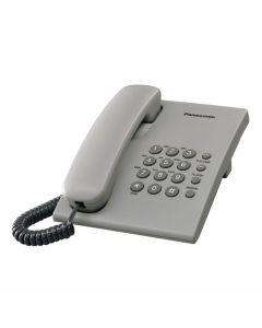 STACIONARNI TELEFON PANASONIC KX-TS500 SIV ŽIČNI