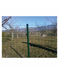 VARJENA OGRAJNA MREŽA DIRICKX HORIZONTAL 1.20 M ROLA=25M PVC