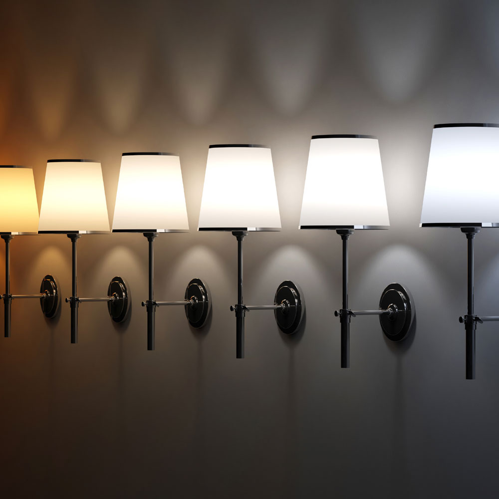 Barvni spekter  LED žarnic